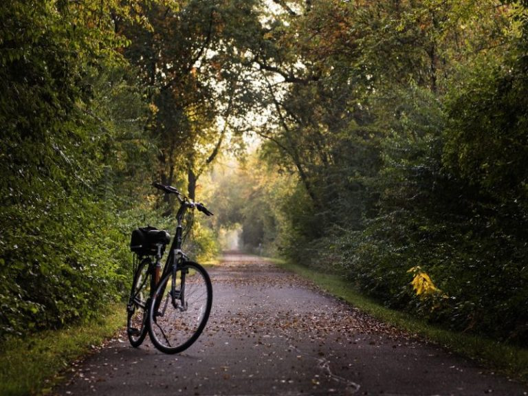 bicicleta de montaña apta para rutas complicadas