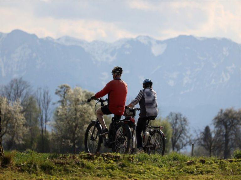 bicis de paseo para rutas bonitas y entretenidas