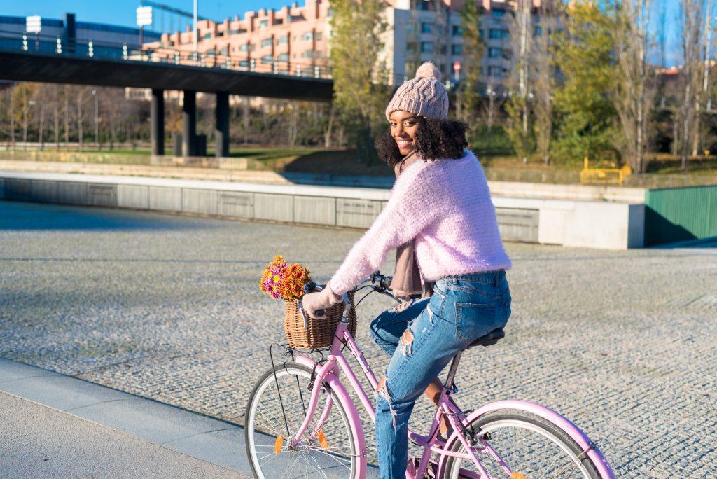 bici de paseo Madrid